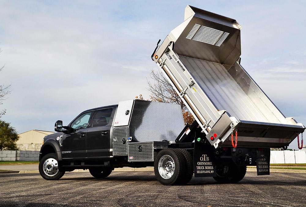 Dump Bodies Ohnsorg Truck Bodies
