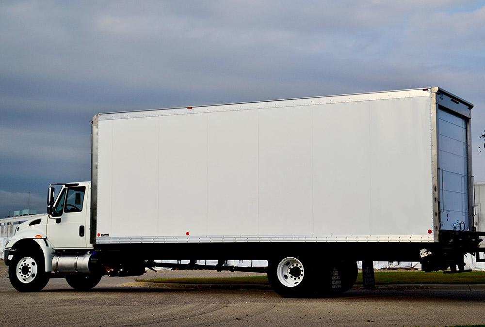 REFRIGERATED VAN BODIES | Ohnsorg Truck Bodies