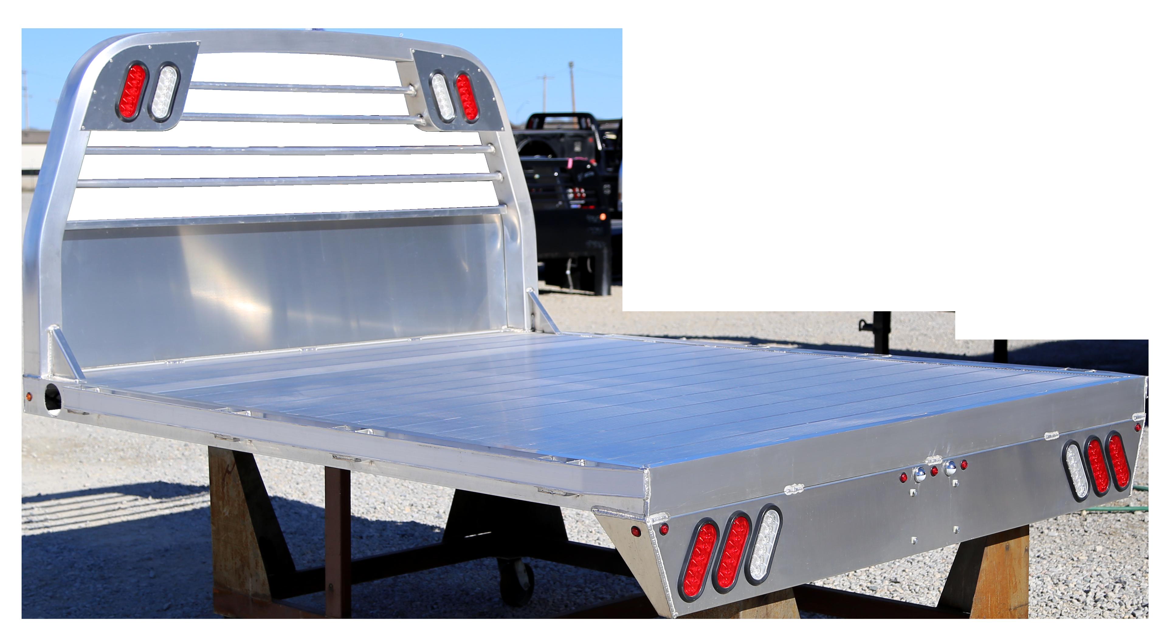 CM Aluminum Truckbed ALRS