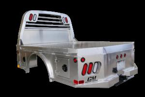 CM Aluminum truckbed ALSK