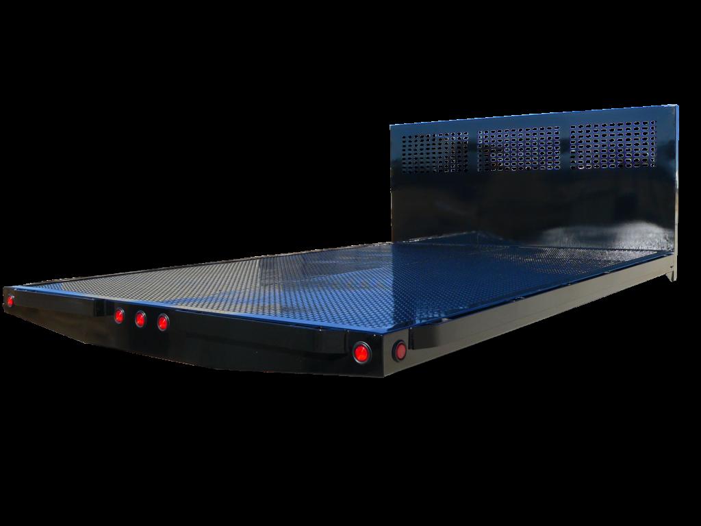 12 Cm Steel Truckbed Ohnsorg Truck Bodies