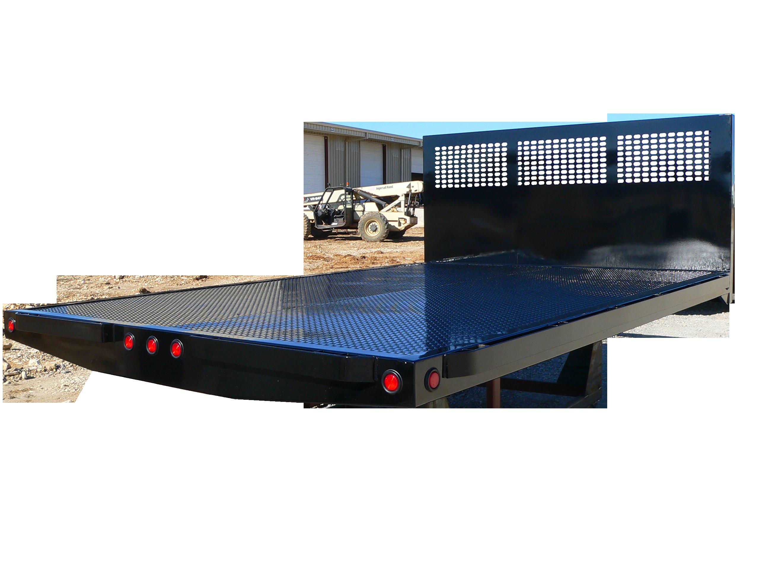 CM Steel truckbed PL Model